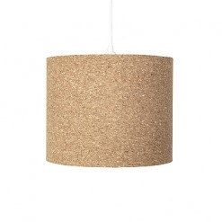 Cork Pendant Lamp-Large