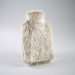 Beige Frost Hot Water Bottle