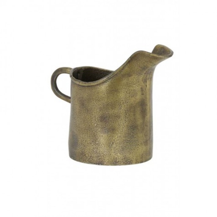 Tonaya Raw Antique Bronze Jug-28x18x25cm