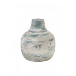 Blongas Sea Wash Vase 14.5x16.5cm
