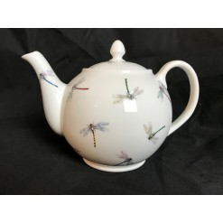 Dragonfly-4 Person Teapot