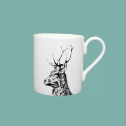 Imperial Stag Small Mug