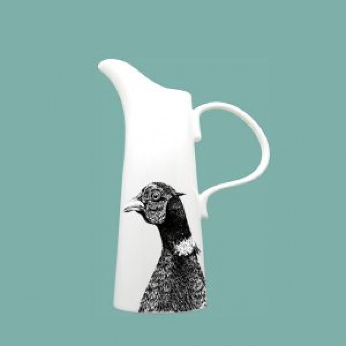 Pheasant Medium Jug