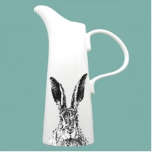 Solemn Hare Extra Large Jug