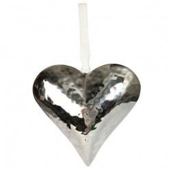 Hammered Heart-Medium