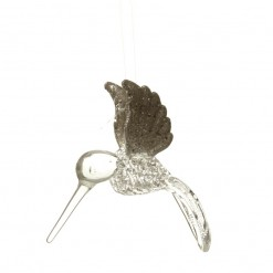 Hanging Glass Bird