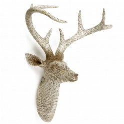 Large Deer Wall Hanger