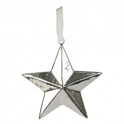 Hammered Star-Medium