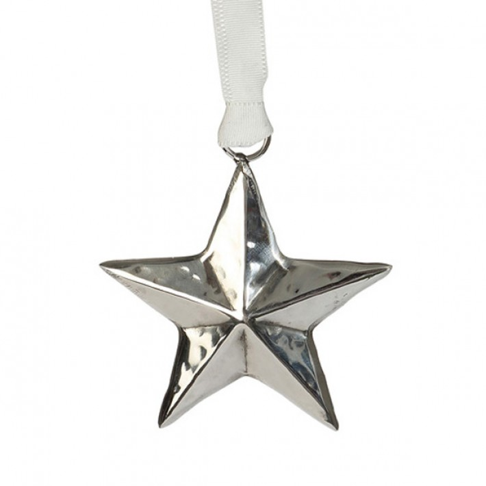 Hammered Star-Extra Small