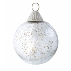 Ahmi Bauble-Silver-Large
