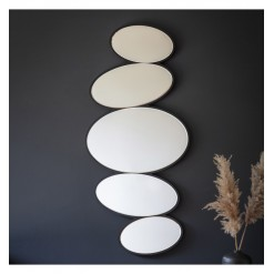 Anderson Pebble Stack Mirror