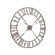 Antique Grey Clock