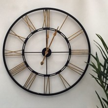 Over Sized Skeleton Clock