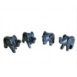 Sagana Elephant Minis 3cm