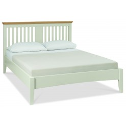 Hampstead Cotton & Oak Bedstead