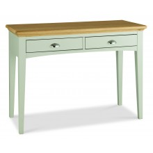 Hampstead Cotton & Oak Dressing Table