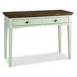 Hampstead Cotton & Walnut Dressing Table