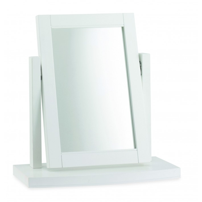Hampstead White Vanity Mirror Dressing Table Mirror Bentley Designs