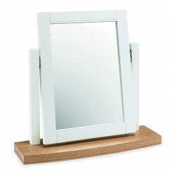 Hampstead Two Tone Vanity Mirror
