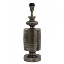 Danga Black Pearl Lamp Base 15x48cm