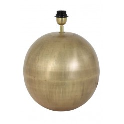 Strado Lamp Base-Bronze 30x38cm