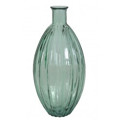 Palloci Vase-Light Green-27x59cm