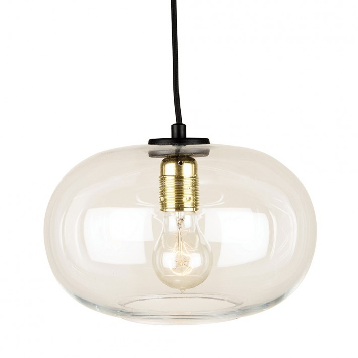 Arundel Glass Pendant Light-EX DISPLAY