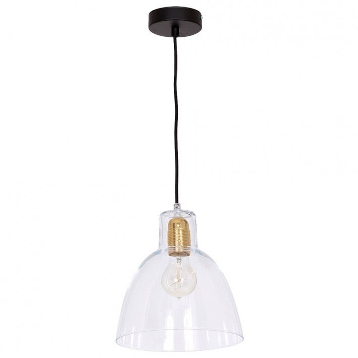 Bell Glass Pendant Light-EX DISPLAY