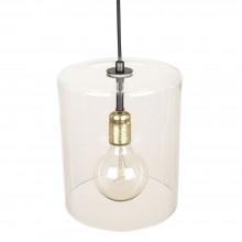 Ludlow Glass Pendant Light EX DISPLAY