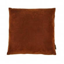Velvet Soft Cushion-Hazel