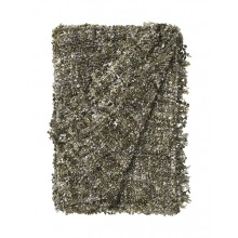 Ronja Boucle Throw-Army