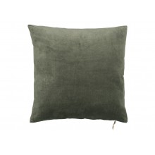 Velvet Soft Cushion-Army