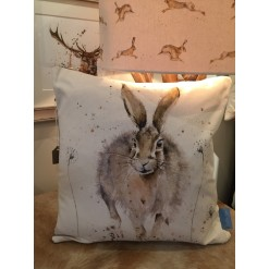 Heather Hare Cushion