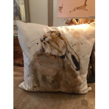 Proud Hare Cushion