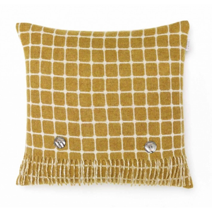 Athens Gold Cushion