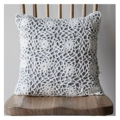 Kelda Crochet Cushion