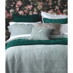 Ara Bedspread-Sea Foam