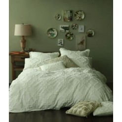 Clover DOUBLE Duvet Cover Set