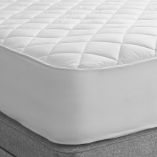 Wool Filled Mattress Protector