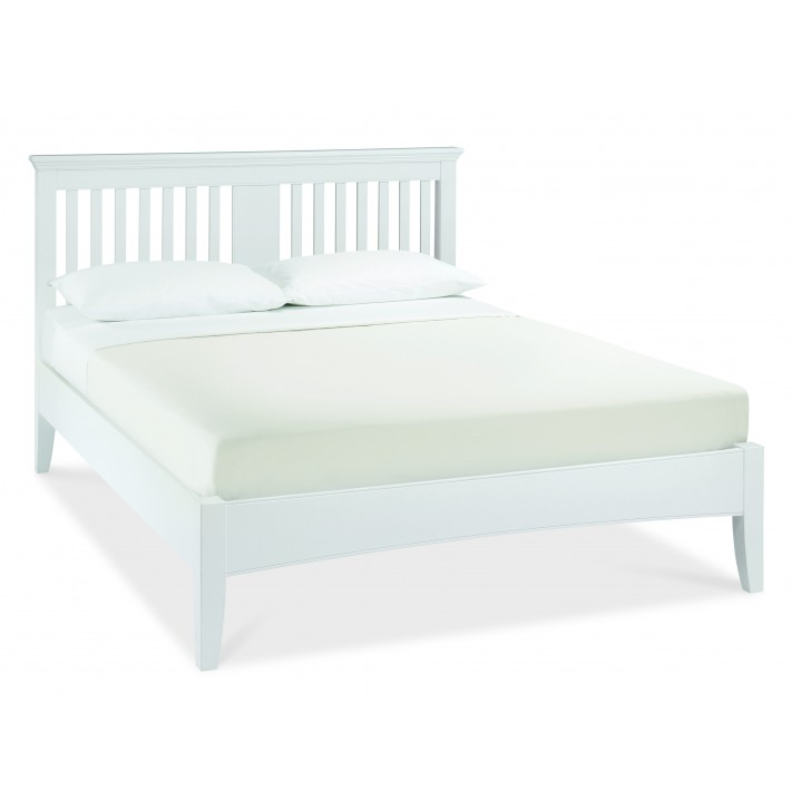 Hampstead White Bedstead