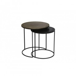 Talca Side Table Set of 2