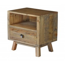 Rustica Bedside Chest 1 drawer