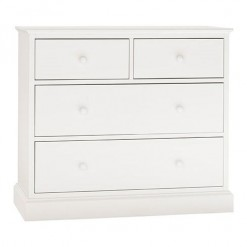 Ashby White 2/2 Chest