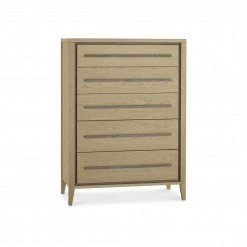 Cubic 5 Drawer Chest