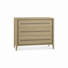 Cubic 3 Drawer Chest