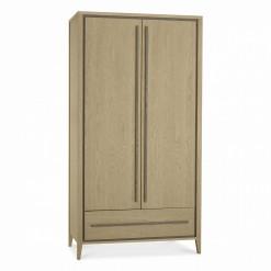Cubic Double Wardrobe